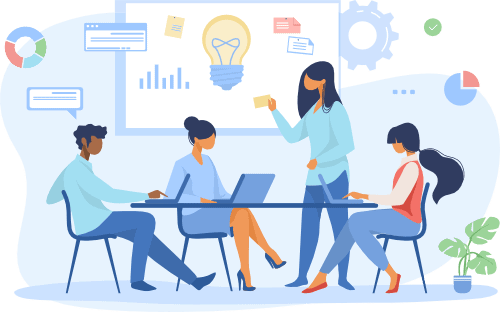 Nothing can stop your team when they work together and being well connected is vital to this productivity and success