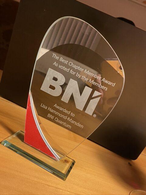 bni best member award quantum